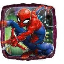 Pallone foil  Spiderman