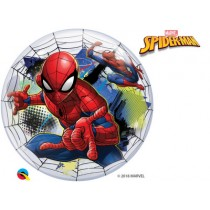 Pallone Bubble  Spiderman